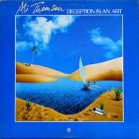 Cover Album of Ali Thomson - Deception Is An Art (Vinyl, LP, Album)