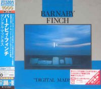 Barnaby Finch - Digital Madness (CD, Album)