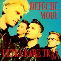 Depeche Mode - Ultra Rare Trax Vol. 3 (CD)