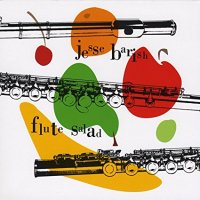 Jesse Barish - Flute Salad (CD, Album)