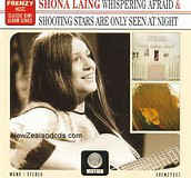 Shona Laing - Whispering Afraid / Shooting Stars Are Only (CD)