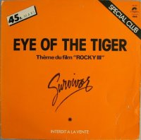 Survivor - Eye Of The Tiger [Remixes] 2009