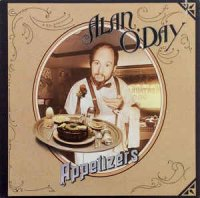 Alan O'Day - Appetizers (Vinyl, LP)