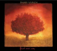 Cover Album of Shari Ulrich - Find Our Way (CD, Album)
