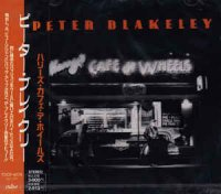 Peter Blakeley - Harry's Cafe De Wheels (CD, Album)
