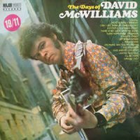 David McWilliams - The Days Of David McWilliams (Vinyl, LP)