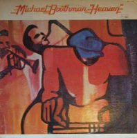 Michael Boothman - Heaven (Vinyl, LP, Album)