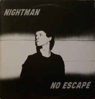 Nightman (2) - No Escape LP (Vinyl, LP)