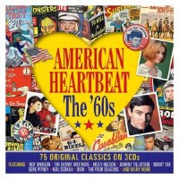 AMERICAN HEARTBEAT - THE 60S 3CD BOX SET (2018)