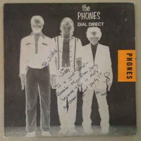 The Phones - Dial Direct (Vinyl, LP)