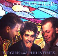 The Colour Field - Virgins And Philistines (Vinyl, LP, Album)