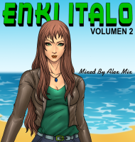 Cover Album of ENKI ITALO MIX 2 (2018)