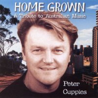 Cover Album of Peter Cupples - Home Grown CD (2001)