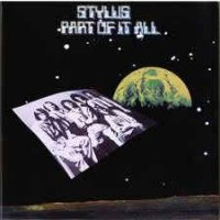 Cover Album of Stylus (11) - Part Of It All (Vinyl, LP)