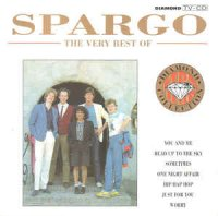 Spargo - The Very Best Of Spargo (CD)