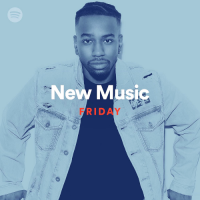 NEW MUSIC FRIDAY UK FROM SPOTIFY 01-06 (2018)