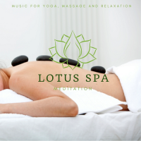Cover Album of LOTUS SPA MEDITATION (MUSIC FOR YOGA MASSAGE AND RELAXATION) (2018)