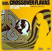Various - Crossover Flavas (When Northern Soul Met Disco) (CD)