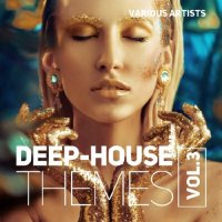 Cover Album of DEEP-HOUSE THEMES VOL. 3 (2018)