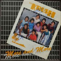 The Krush - More And More (Vinyl, LP, Album)