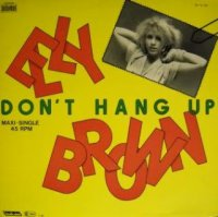 Elly Brown - Don't Hang Up (Vinyl) 12 Maxi
