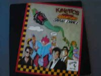 Kinetics - The Continuing Adventures Snake Dance (Vinyl, LP, Album)