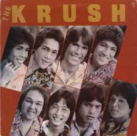 Cover Album of The Krush - The Krush (Vinyl, LP)