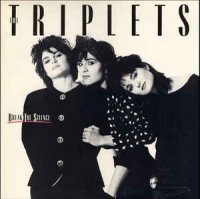 Cover Album of The Triplets (2) - Break The Silence (Vinyl, LP)