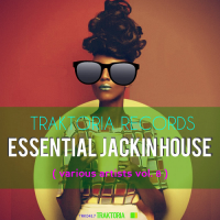 ESSENTIAL JACKIN HOUSE VOL. 8 (2018)