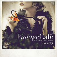 Cover Album of VINTAGE CAFE LOUNGE AND JAZZ BLENDS (SPECIAL SELECTION) VOL. 13 (2018)