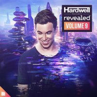 Cover Album of HARDWELL PRESENTS REVEALED VOLUME 9 (2018)