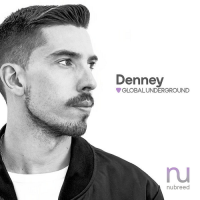 Cover Album of GLOBAL UNDERGROUND NUBREED 12 - DENNEY (2018)