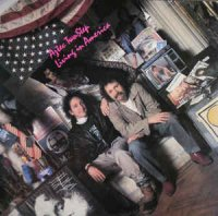 Cover Album of Aztec Two-Step - Living In America (Vinyl, LP, Album)