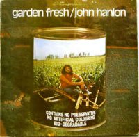 John Hanlon - Garden Fresh (Vinyl, New Zealand, 1974)