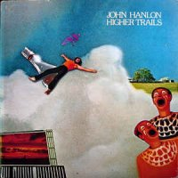 John Hanlon - Higher Trails (Vinyl, New Zealand, 1975)