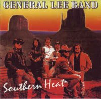 General Lee Band - Southern Heat (CD, Album)