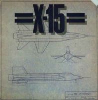 X-15 - Blueprint (Vinyl, LP, Album)