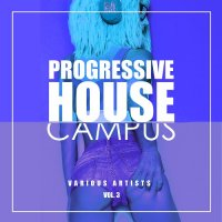 Cover Album of PROGRESSIVE HOUSE CAMPUS VOL. 3-4 (2018)