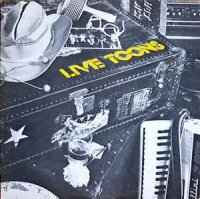 The Toons - Live Toons (Vinyl, US, 1980)