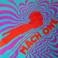 Cover Album of The U.S. Air Force Band Rock Group - Mach One (Vinyl, LP, Album)