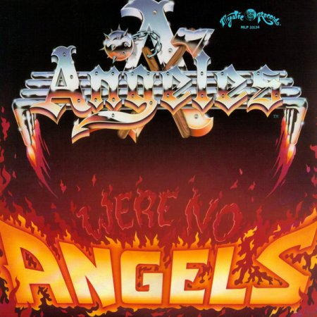 Cover Album of Angeles - Were No Angels (Vinyl, LP, Album)