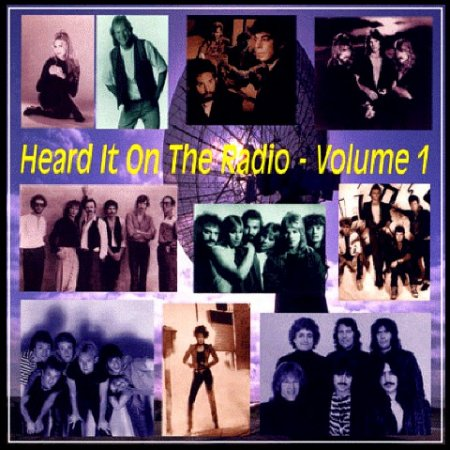 Cover Album of Various Artists - Heard It On The Radio Volume 1-5