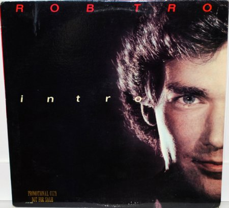 Rob Tro - Intro (Vinyl, LP)