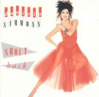 Daniela Simmons - Shout Back (CD, Album)