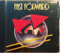 Fast Forward - Living In Fiction (CD, Album, Reissue)