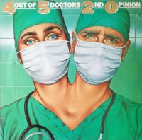 4 Out Of 5 Doctors - 2nd Opinion (Vinyl, LP, Album)