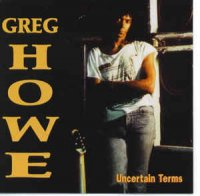 Greg Howe - Uncertain Terms (CD, Album)