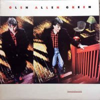 Glen Allen Green - A Living Fire (Vinyl, LP, Album)