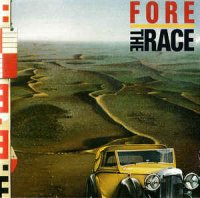 Cover Album of Fore - The Race (CD, Album)