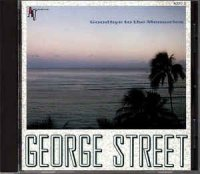 Cover Album of George Street - Goodbye To The Memories (1987, CD)